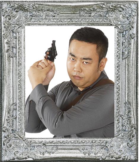 【額縁】岸学